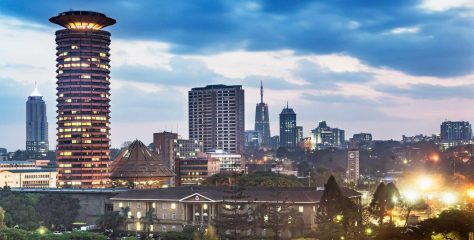 A city break in Nairobi
